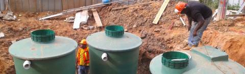 Developmental Plumbing in Trinidad