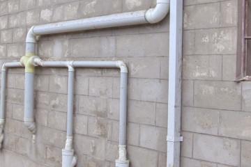 housing unit plumbing